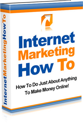 Product picture Internet marketing how to. All the secrets